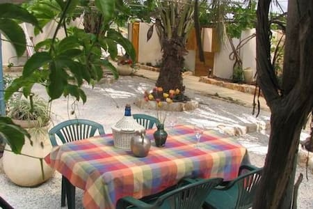 Purple - Nature hosting - couples - Cabanya