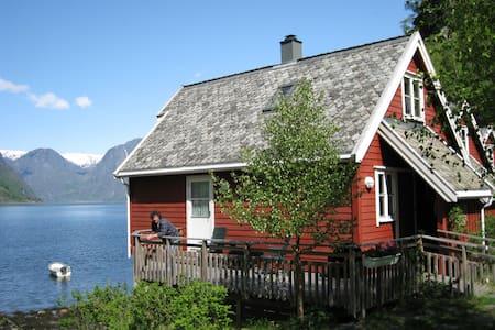 Fretheim Fjordhytter. Holiday cottages in Flåm - Cabana