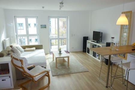 Sunny room near centre + Wifi - Munique - Apartamento
