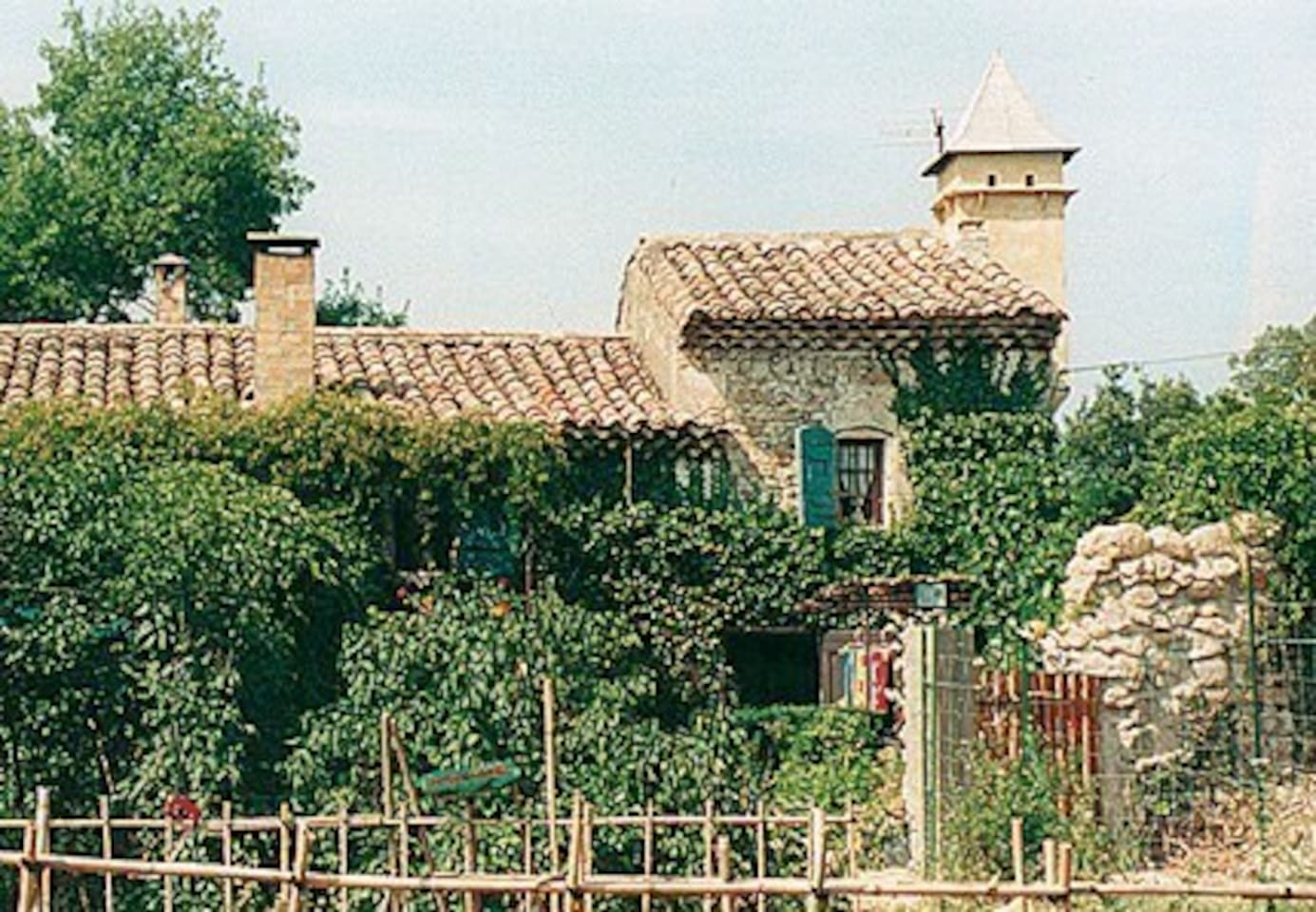 Charming Old water Mill in Provence