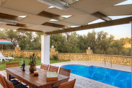 Live in a village, vacation stay at villa Kirianna - Kirianna - Villa