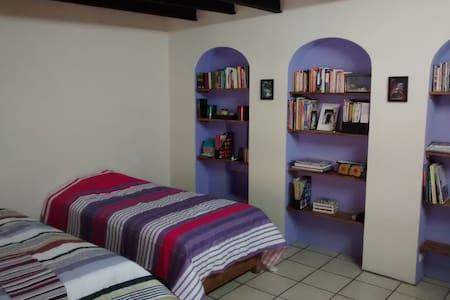 Habitación con acceso independiente - Taxco - Haus