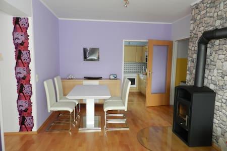 Ruhige Wohnung in Zentrumsnähe - Sankt Pölten - Apartment