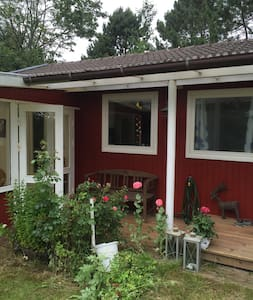 Sommerhus i Ertebølle tæt på Made in Denmark - Cabane