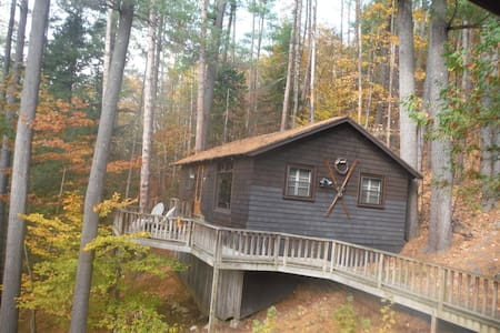 1 bedroom cabin, Adirondacks - Cabana