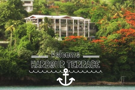 Harbour Terrace Apt #10 - Castries City