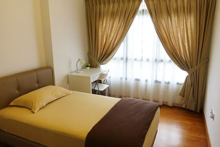 Clean & Comfy Budget Private Room - Singapur