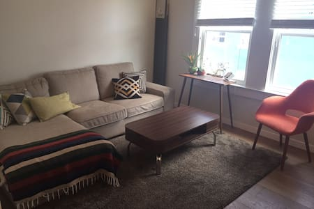 Centrally located new apartment - San Francisco - Apartment