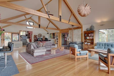 Huon Valley Spa Retreat - House
