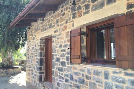 Παραδοσιακό Κρητικό Σπίτι 'Η Παράγκα του Οδυσσέα' - Damasta