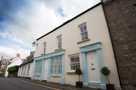 No. 3 Mortimer House 4* Self Catering, Crickhowell - Crickhowell