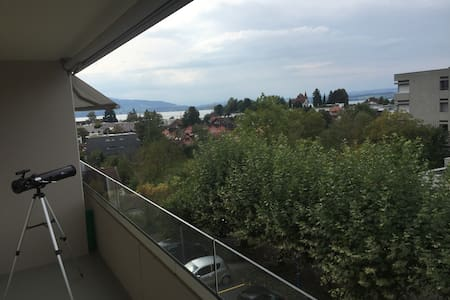 Appartment in city Zug(incl. parking) - Apartmen