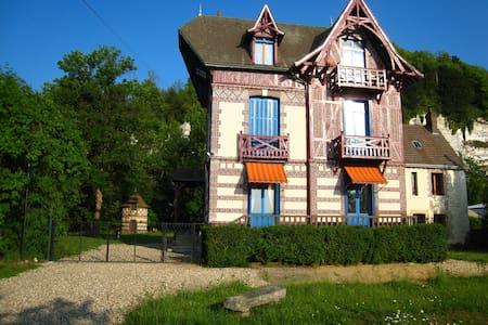 Rouen-Gite  Guy de Maupassant  0640163466 - Canteleu - Haus