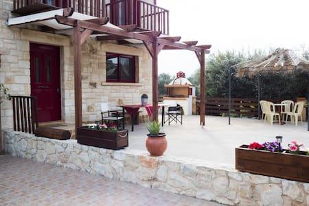 Stone house in Mouzouras - Mouzouras - Haus