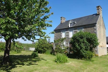 La prunelière, près Mt St Michel - Casa