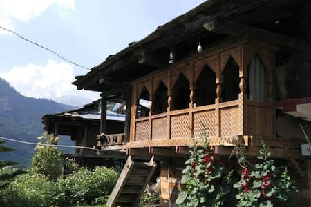 Homestay with food in Kullu - Ház