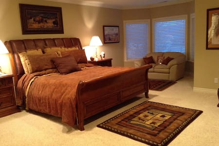 CANYON SUITE - Bed & Breakfast
