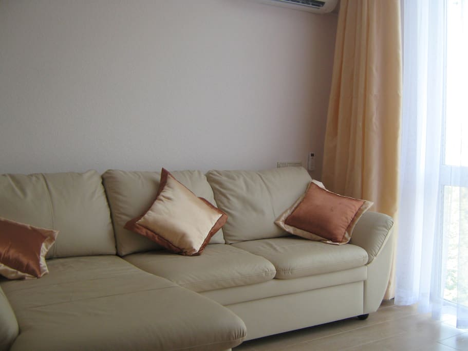 Cozy apartment in SOCHI