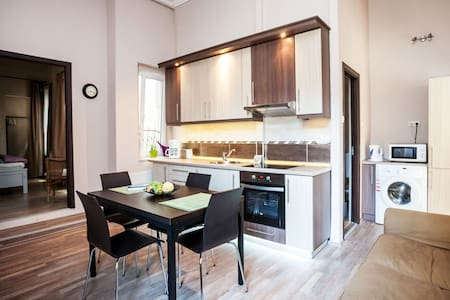 Charming apartment in Budapest - Budapest