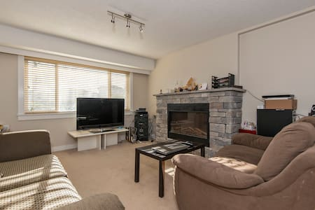 Large / Comfortable Quiet Room - Vancouver - House