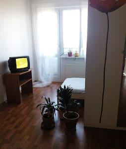 Квартира на Новый год - Pargolovo - Daire