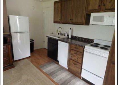 private, friendly neighborhood, bus - Bremerton - House