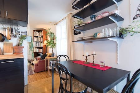Cosy apartment ~ parking included