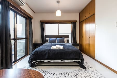 Light Filled 2 BR Ikebukuro Large Apartment(中文) - Toshima-ku - Byt