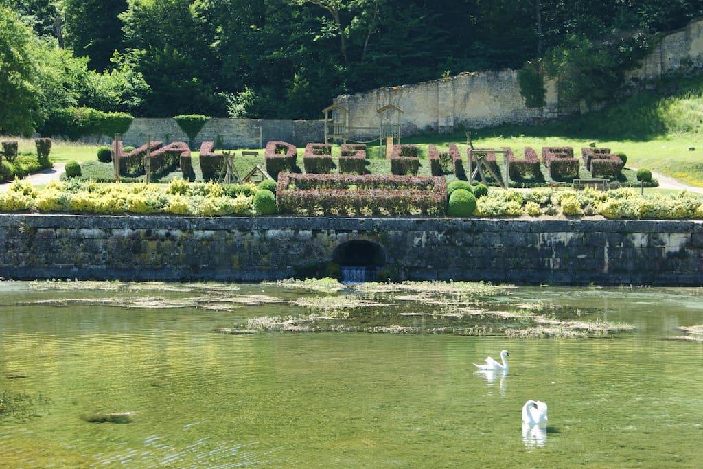 Abbaye Du Val Des Choues Bed Amp Breakfasts 224 Louer 224 Vanvey