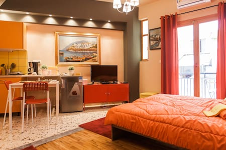 Central&Stylish 1 double bed flat - Apartmen