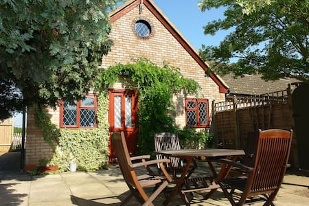 The Croft Cottage - Huis