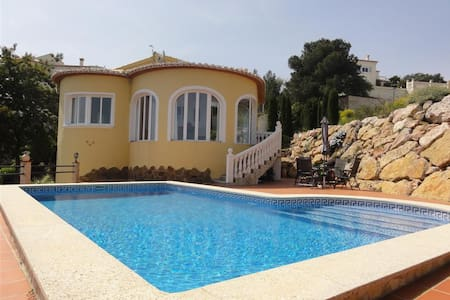 Sunny Villa with private pool - Villa