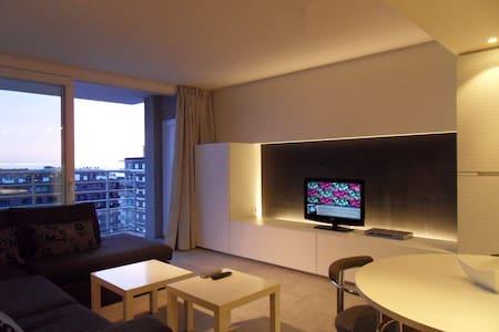apartment Oostduinkerke Bad