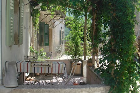 Maison de Charme Cap Corse 8 pers - Haus