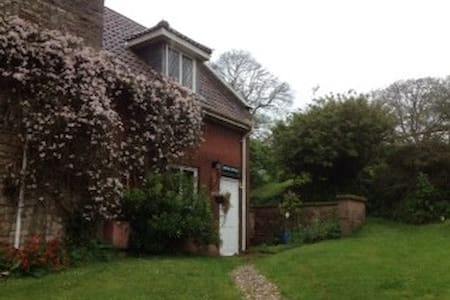 Manor House wing. Rural 4 m Bristol - Bed & Breakfast