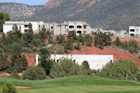 Ridge on Sedona Golf Resort condos!