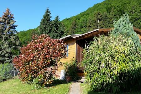 Petit chalet aux portes de Genève - Monnetier-Mornex - Chalet