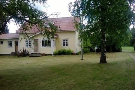 Talo Etelä-Savossa - House