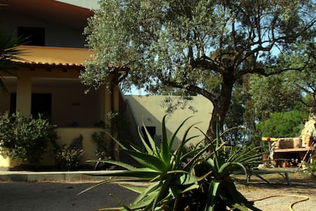 VILLA SURROUNDED BY GREEN: RELAX! - Alghero