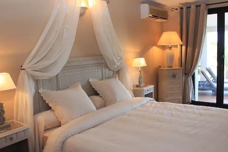 Chambre d'hôte de charme - Bed & Breakfast