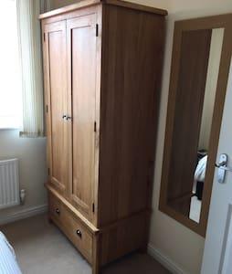 Modern single room near Exeter - Maison