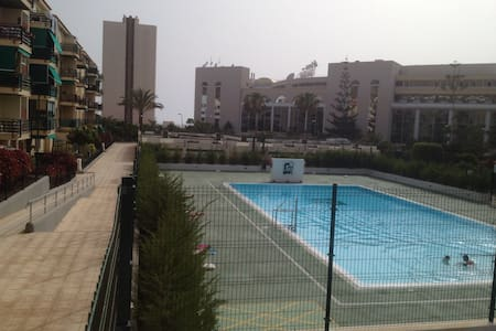 Room 20 euros, Los Cristianos, 500 m to the beach, - Arona  - Apartment