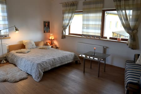Charming room on city outskirts - Dům