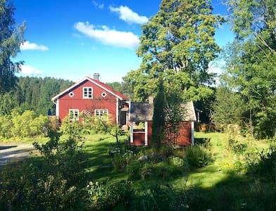 Country house in idyllic surroundings - Norra Fjäll - Huis