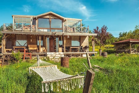 Wooden Mountain Lodge - Selimiye - Chalet