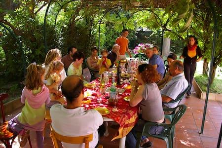 Grande maison familiale pour groupes (we..) - Caissargues