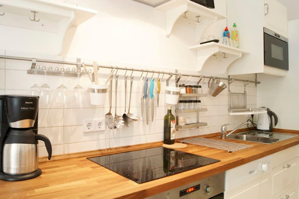 Apartment in Prenslauerberg, Mitte,