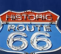 Picture of Route 66 B&B Hostel Private Bedroom