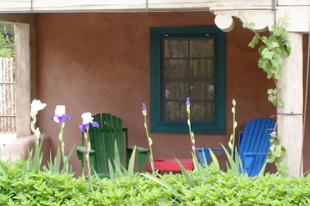 Quaint Vineyard Casita in Santa Fe - Santa Fe - Hus
