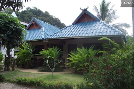 Air-con, 1 King bed, free WiFi, Room Only, Ao Nang - Other